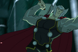 Avengers Assemble Animation Still Posters