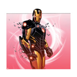 Avengers Assemble Artwork Featuring Iron Man Prints