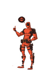 Deadpool Prints