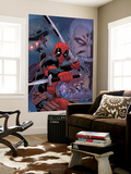 Deadpool Wall Mural