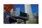 Avengers Assemble Animation Still Poster