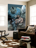 Ultimatum: X-Men Requiem 1 Featuring Sabretooth, Mystique Wall Mural by Ben Oliver