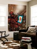 Deadpool Wall Mural