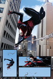 Ultimate Comics Spider-Man 19 Featuring Spider-Man Posters by Sara Pichelli