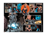 All-New X-Men 13 Featuring Silver Samurai, Mystique, Lady Mastermind, Sabretooth Prints by Stuart Immonen