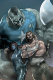 Ultimatum: X-Men Requiem 1 Featuring Sabretooth, Mystique Prints by Ben Oliver