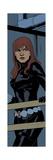 Avengers Assemble Artwork Featuring Black Widow Prints