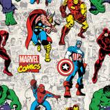 Marvel Comics Prints
