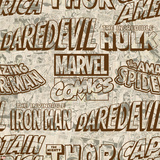 Marvel Comics Prints