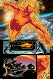 Ultimate X-Men 96 Featuring Phoenix Poster by Clay Mann