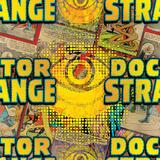 Marvel Comics Retro Pattern Design Featuring Dr. Strange Posters