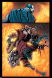 Ultimate X-Men 91 Featuring Nightcrawler Photo by Salvador Larroca