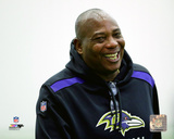Ozzie Newsome 2015 Posed Photo