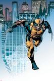 Wolverine 1 Featuring Wolverine Plastic Sign by Alan Davis