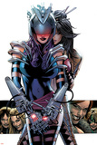 Uncanny X-Men 508 Featuring Psylocke Prints by Greg Land