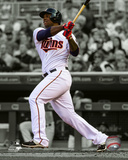 Miguel Sano 2015 Spotlight Action Photo