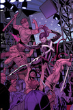 Uncanny X-Force 2 Featuring Psylocke Prints by Ron Garney