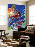 Amazing Spider-Man 1 Cover Wall Mural by Alex Ross