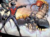 Ant-Man: Larger Than Life 1 Signe en plastique rigide par Andrea Di Vito