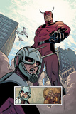 Ant-Man Annual 1 Featuring Ant-Man, Giant Man, Porcupine Prints by Brent Schoonover