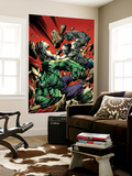 Ultimate End 2 Cover Featuring Gray Hulk, Hulk Wall Mural by Mark Bagley