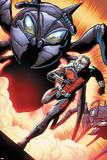 Ant-Man: Larger Than Life 1 Poster par Andrea Di Vito