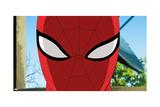 Ultimate Spider-Man Animation Still Poster