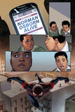 Miles Morales: Ultimate Spider-Man 3 Featuring Spider-Man, Ganke Prints by David Marquez