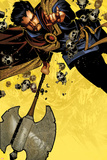 Chris Bachalo - Doctor Strange #1 Cover Featuring Dr. Strange Obrazy