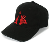 U2- Under a Blood Red Sky Snapback キャップ