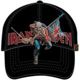 Iron Maiden- The Trooper Snapback Sombrero