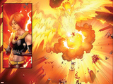 Ultimate X-Men 92 Featuring Phoenix Wall Decal by Salvador Larroca