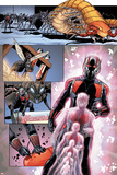Ant-Man: Larger Than Life 1 Panel Plastic Sign by Andrea Di Vito