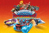 Skylanders- Superchargers Characters Affiches