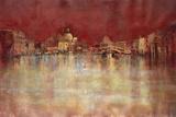 Venice at Night Giclee Print by  Kemp