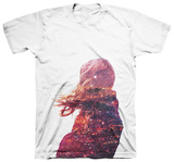 The Wombats- Glitterbug (slim fit) T-shirts