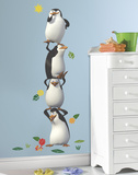 Penguins Of Madagascar Peel And Stick Giant Wall Decals Wall Decal