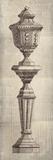 Ornamental Vase I Giclee Print by  School of Padua
