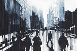 New York Street III Giclee Print by Kris Hardy