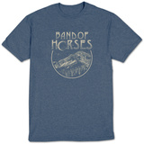 Band of Horses- Peak (slim fit) T-Shirt