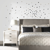 Neutral Confetti Dots Peel And Stick Wall Decals Wall Decal