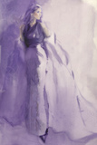 Iris Giclee Print by Sharon Pinsker