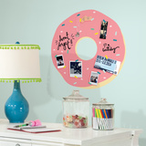 Doughnut With Sprinkles Peel And Stick Giant Wall Decals Wall Decal