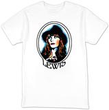 Jenny Lewis- Rainbow Portait (slim fit) T-shirts