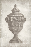 Decorative Vase I Giclee Print by  School of Padua