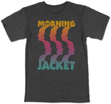 My Morning Jacket- Face Sequence (slim fit) T-Shirt
