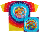 Grateful Dead- Ice Cream Cone Kid Shirts
