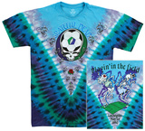 Grateful Dead-Playin' in the Field T-shirts