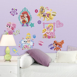 Disney Princess - Palace Pets Peel And Stick Wall Decals Wall Decal