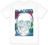 Placebo- Psychedelic Skull T-shirts